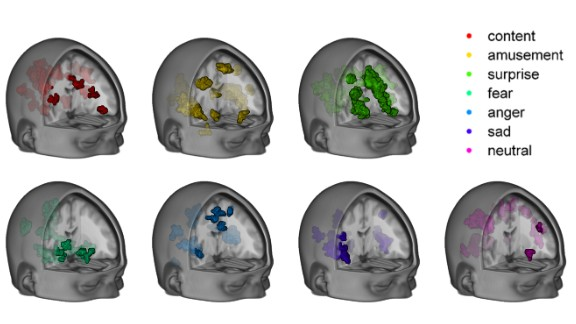 While at rest, study participants experienced different emotions as they let their minds wander.