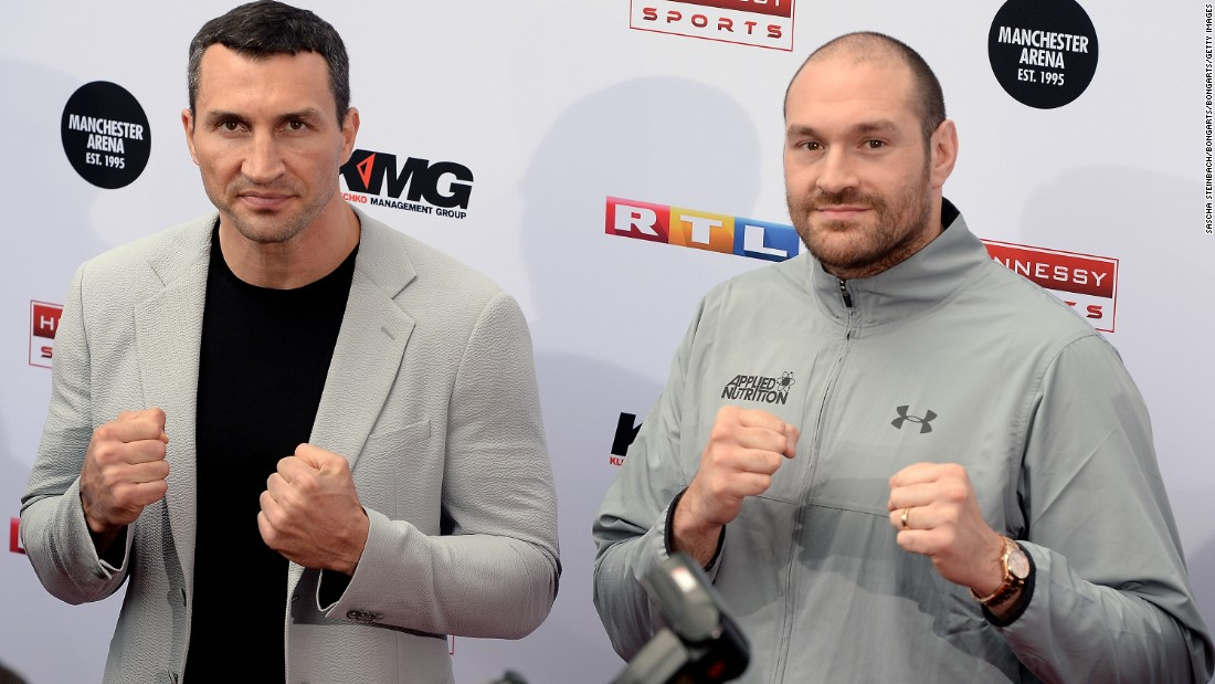 "The proposed rematch between Fury and Klitschko was postponed twice in 2016 -- the second time in September when the Briton was ruled ""medically unfit to fight."" He then lost his fight license and was to face an anti-doping hearing."