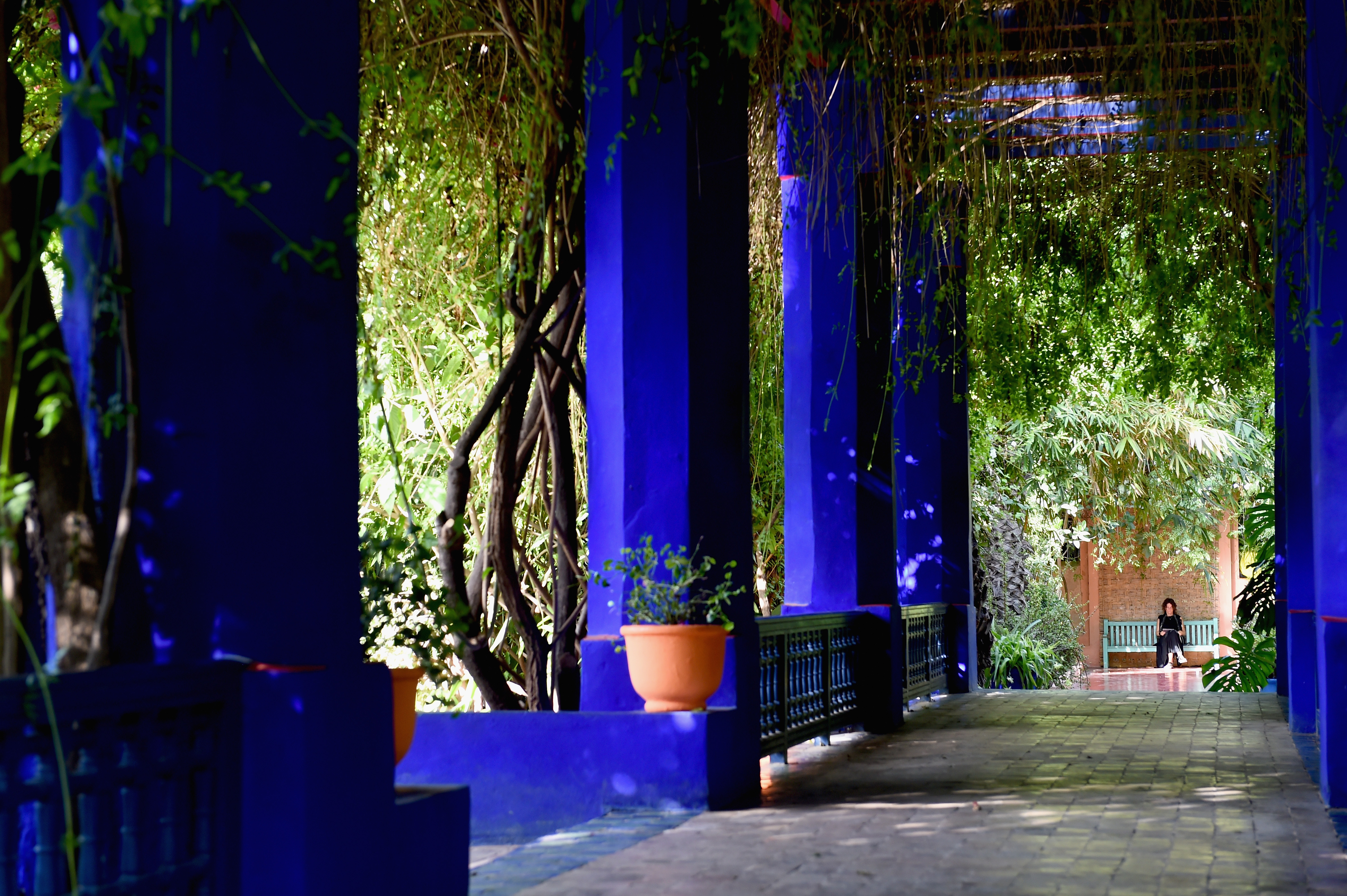 d9b77ccd5ef Yves saint laurent legacy in bloom with new museum at jardin majorelle  style jpg 4761x3169 Ysl