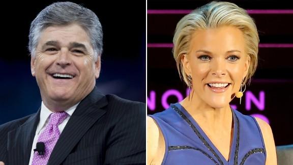 Sean Hannity Megyn Kelly