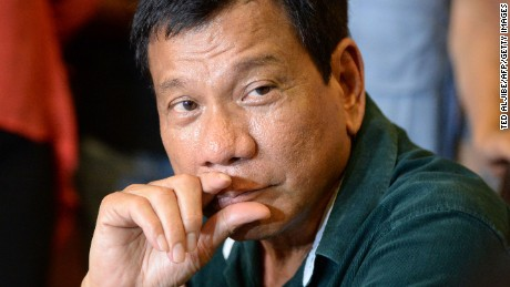 President Duterte: 5 outrageous quotes