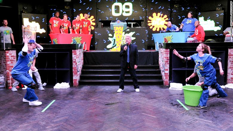 'Double Dare' is returning to TV