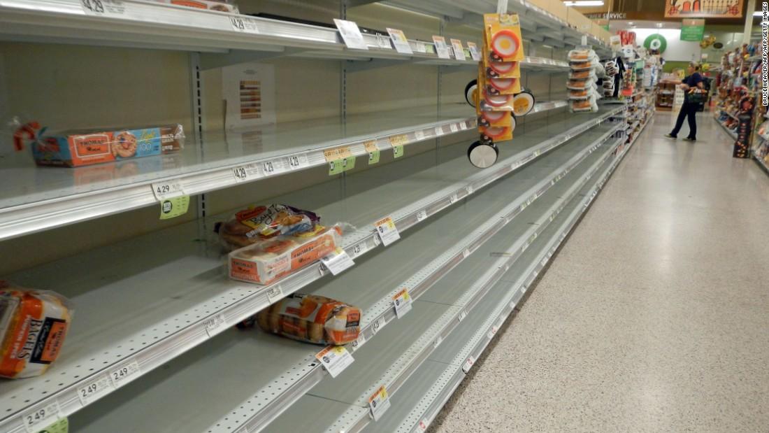 Hurricane Matthew Blamed For 4 Deaths In Florida Cnn