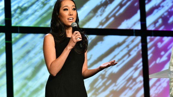 Josephine Lee won third place in the 2016 Toastmasters International World Championship of Public Speaking with a touching tribute to an old friend.
