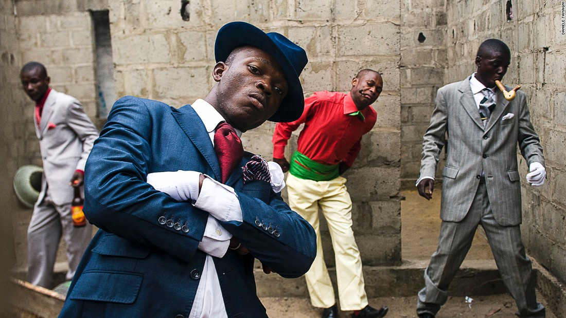 Italian photographer Daniele Tamagni documents impressive contemporary fashion subcultures across Africa.