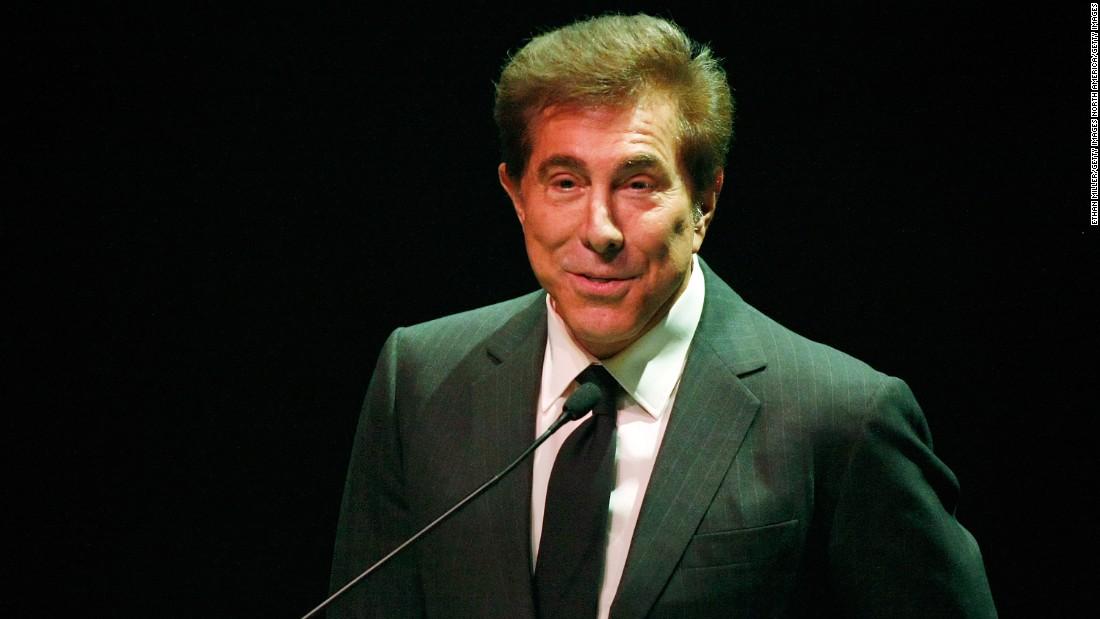 The Nevada gaming board wants to ban casino mogul Steve Wynn