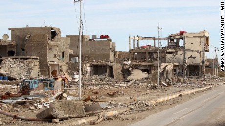 The cost of victory is apparent in Ramadi, once the propserous capital of Anbar province.