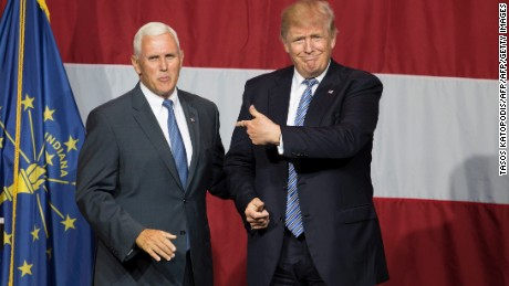 Mike Pence has own woes with women