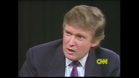 Trump 1989 interview on the 'Central Park Five'