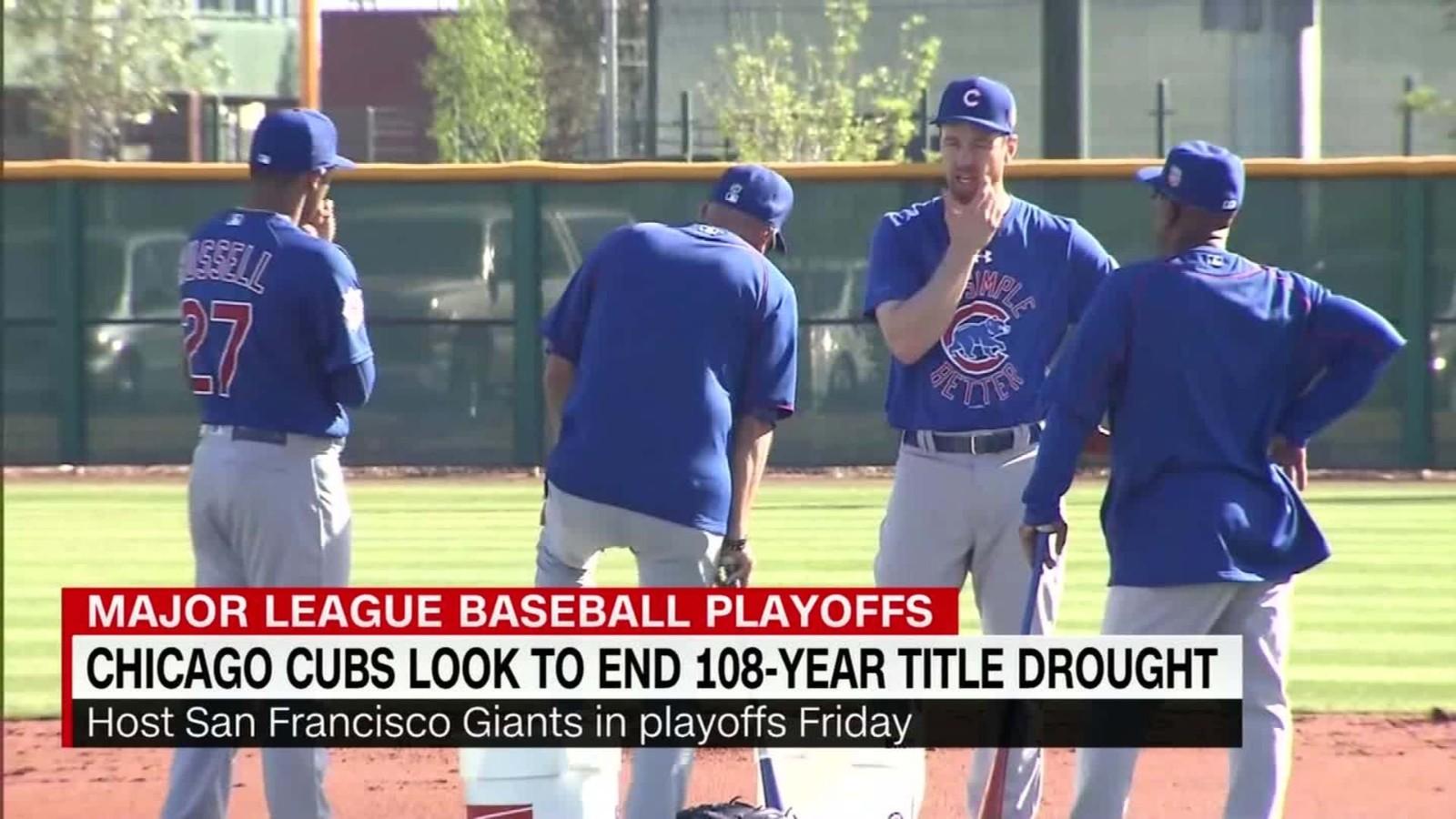 Cubs reach first World Series in 71 years - CNN