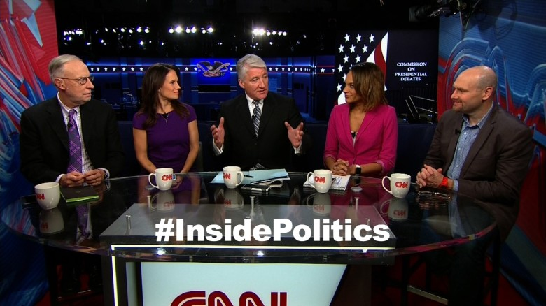 'Inside Politics' forecast: Swing state slide?