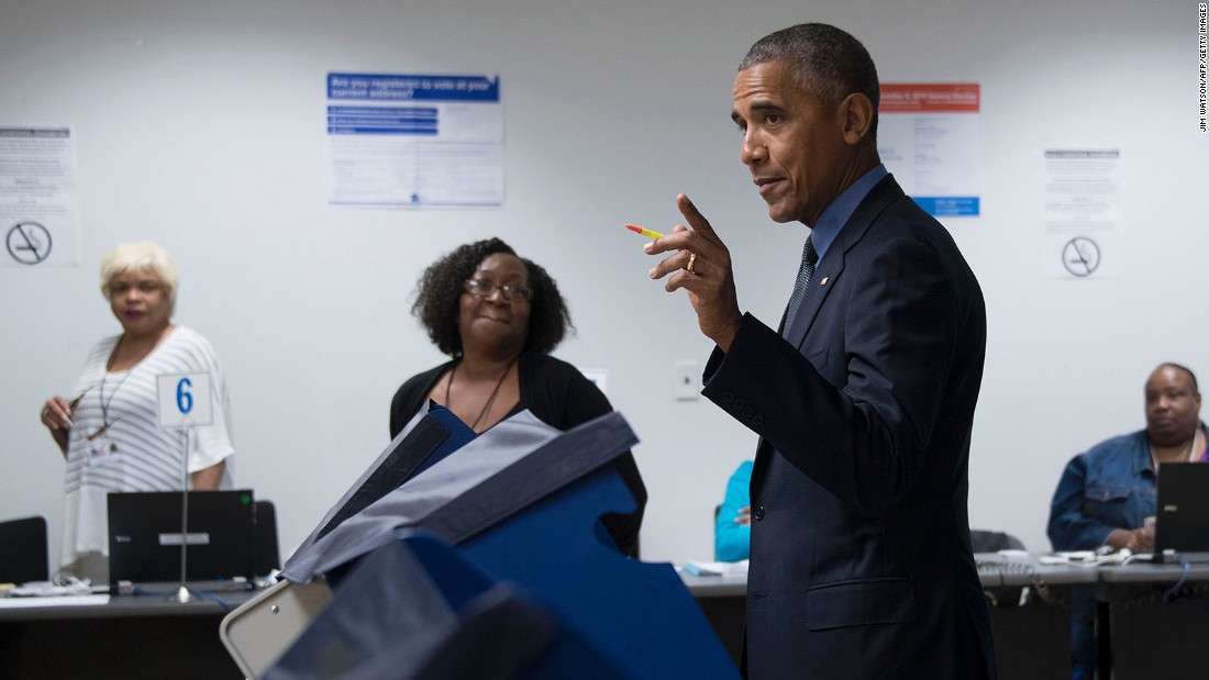 Barack Obama urges young people to vote in new video