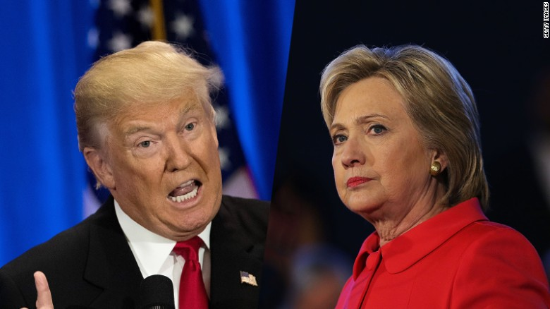 Poll: Clinton and Trump are tied in Utah