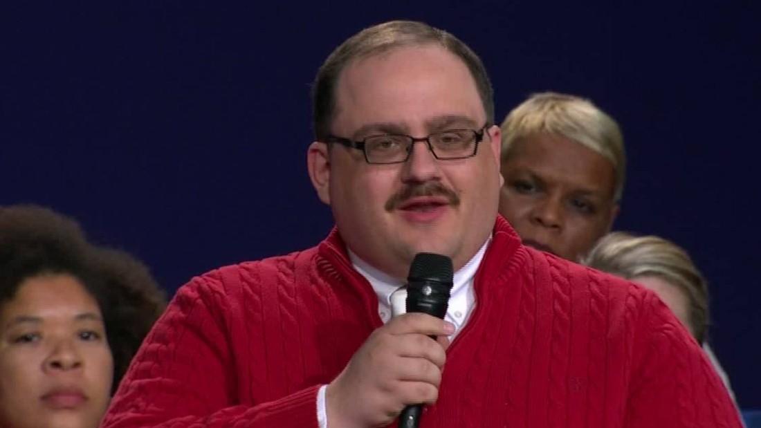 Ken Bone: The man who won the 2nd presidential debate - CNNPolitics