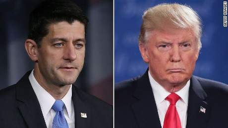 Congressman: If Ryan isn't for Trump then I'm not for Ryan
