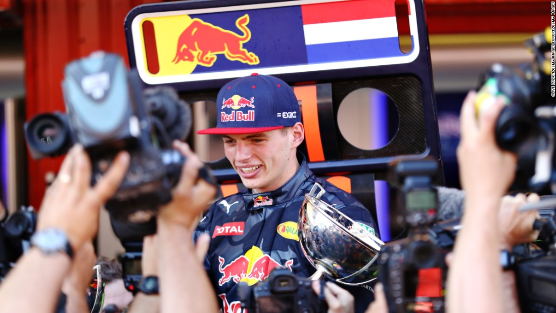 "F1 arrived in Western Europe and served up an unforgettable race in Barcelona. In his first race since his shock promotion to Red Bull, Max Verstappen <a href=""http://cnn.com/2016/05/15/motorsport/spanish-grand-prix-max-verstappen-lewis-hamilton-nico-rosberg/"" target=""_blank"">became the sport's youngest race-winner at 18</a> ..."