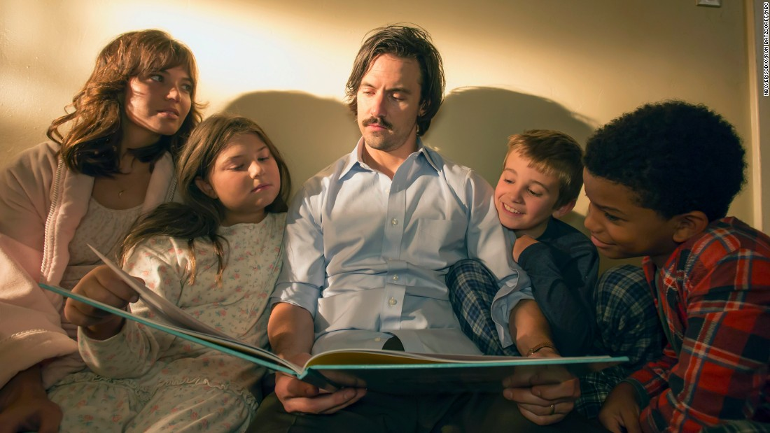 "In NBC's ""This is Us,"" Jack and Rebecca Pearson (Milo Ventimiglia and Mandy Moore) play a young couple that builds a unique brood after one of their triplets dies during birth. One scene in the sob-inducing show featured Jack and Randall at a dojo, where the instructor had Jack do push-ups with his son on his back -- and refusing to stop."