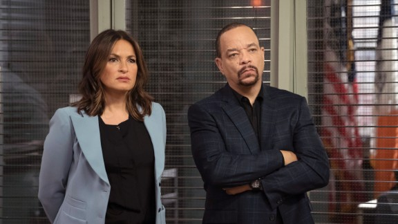 """Some """"Law & Order: SVU stars including Mariska Hargitay and Ice-T have teamed up against sexual assault."""