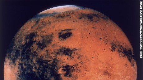 Mars mission astronauts could experience brain damage, study says