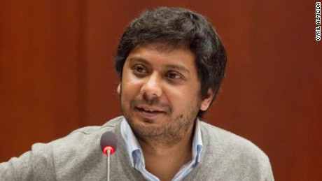 Cyril Almeida, a prominent Pakistani journalist has been banned from leaving Pakistan for an interview he wrote.