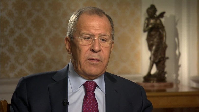 russian foreign minister lavrov on us hacking amanpour sot_00004916