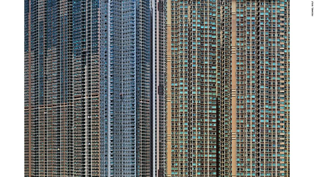 "The ""Architecture Density"" series looks at Hong Kong's housing problem."