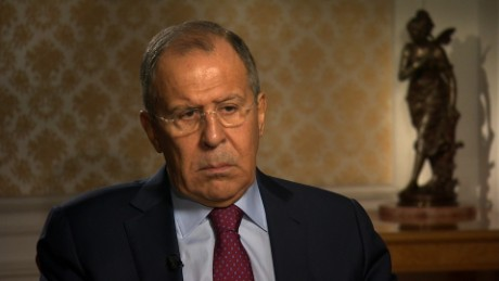 Lavrov on U.S. election hacking accusations, Trump