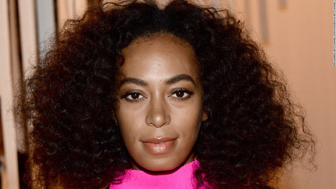 Solange Knowles says she was 'literally fighting for my life' while making album - CNN