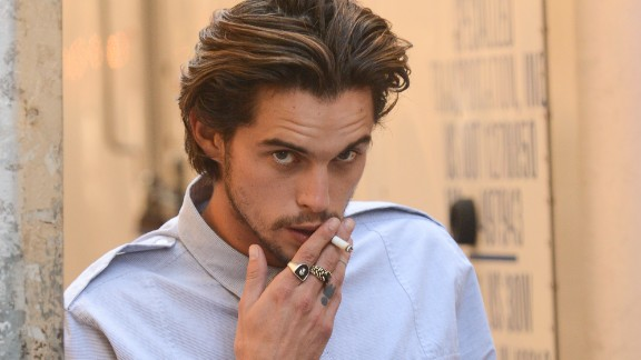Dylan Rieder, a professional skateboarder and model, died on October 12 due to complications from leukemia, according to his father. He was 28.