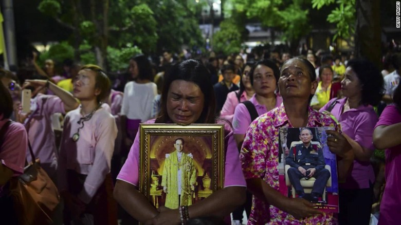 Ripley Thai King Bhumibol Adulyadej dies Thai reaction_00014213