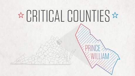 Critical Counties - Prince William, VA: The new America