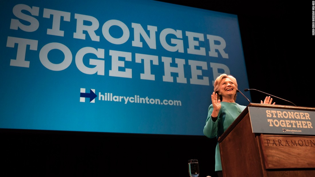 hillary clinton s would be campaign slogans ranked cnnpolitics