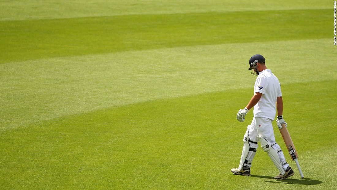 Former England cricketer Jonathan Trott details the severity of his anxiety in his new book <em>Unguarded,</em> revealing he briefly contemplated driving his car into a tree to get out of playing in a Test match for England vs. Australia.