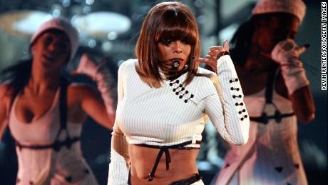 Janet Jackson, seen here performing at the 2006 Billboard Music Awards at the MGM Grand Garden Arena December Las Vegas, Nevada,will this year receive the Icon Award.