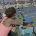 kids watching nadal academy