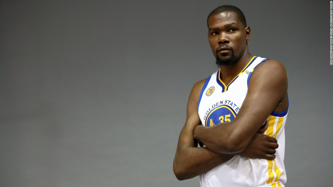 Only days after the Golden State Warriors blew a 3-1 lead in the NBA Finals, the team was injected with a huge dose of goodwill. Durant opted to bolt Oklahoma City -- who happened to be the Warrior's biggest Western Conference threat -- for the Bay Area. The 6-foot 9-inch sharp shooter signed a two-year $54.3 million deal, but can leave Golden State in the off-season if things go awry.