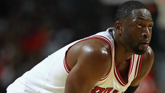 Entering his 14th year, the 34-year-old Wade is following a campaign where he notched 74 regular season games for the first time since 2011. But he also recorded a career-low in minutes (30.5 per game) and three-point shooting (a dismal 16%). Seeking star power, the Chicago Bulls signed the three-time champion to a two-year $47 million deal.