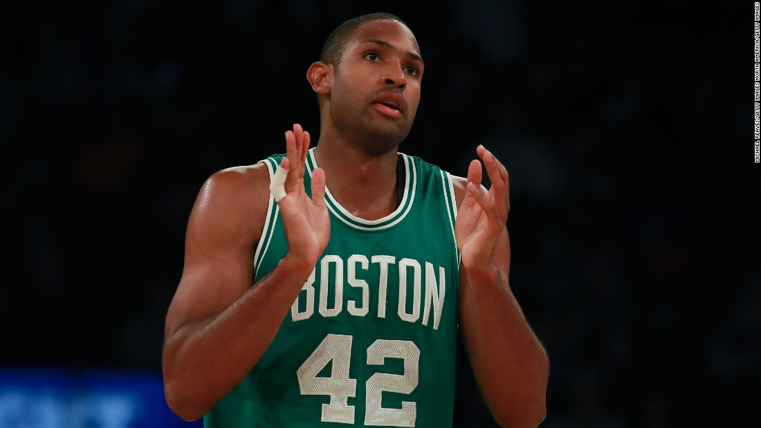 After nine solid seasons in Atlanta, Horford decided he needed a change of scenery and moved north for greener pastures -- both in uniform and compensation. Horford signed a four-year, $113 million deal with Boston, which will take his total career earnings to more than $190 million by the time he hangs up his high-tops -- not bad for a 30-year-old with career highs of 18.6 points and 10.2 rebounds per game. <br />(Note: No's 2 -- seven will all earn $26,540,100 this season, the maximum under the current salary cap for players with seven to nine years of experience).