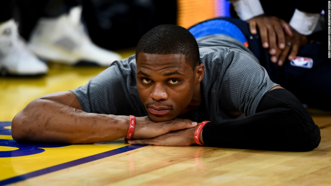 One could argue that Westbrook finally got what he wanted this summer: Full reign over a young, athletic team where every possession will start and end with his decision-making. The Thunder feared the worst when Kevin Durant skipped town, but Westbrook showed character by opting to stay in small market Oklahoma City -- not that the reported three-year, $85.7 million hurt. Westbrook has been a triple-double machine without Durant in the lineup, and -- barring injury -- he'll be in top MVP consideration this season.