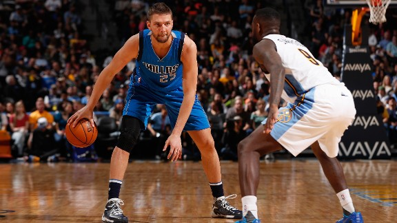 Parsons, a small forward coming off a season at Dallas where he averaged 13.7 points and 4.7 rebounds, signed a staggering four-year $94 million deal with Memphis in July. Parsons has yet to make an All-Star team, or average more than 16.6 points in a season; maybe that