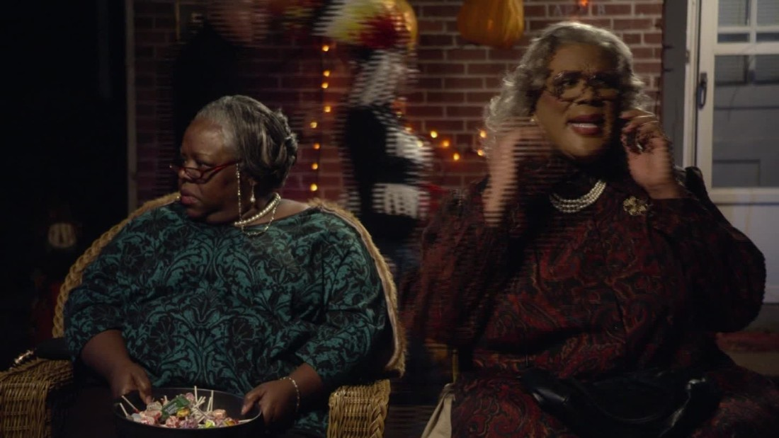 a madea halloween cnn video