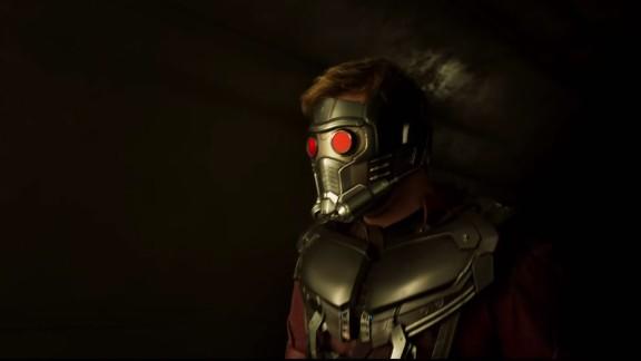"Christ Pratt returns for ""Guardians of the Galaxy Vol. 2."""
