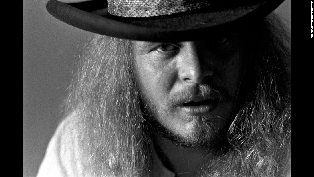 Van Zant is interviewed in Atlanta in 1976. After the plane crash, the band broke up. It reformed in 1987 with Van Zant's younger brother, Johnny, as the new lead singer. It still performs today. Rossington, a guitarist, is the only original member still in the group.