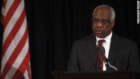 Justice Clarence Thomas: 25 years on the Supreme Court