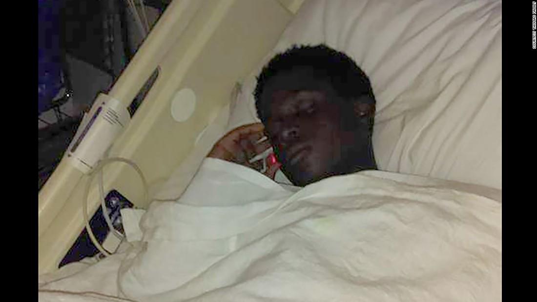 Teen Loses Leg After Teacher Body Slam, Attorney Says - Cnn-5565