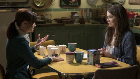 """""""Gilmore Girls: A Year in The Life"""" Season 1: Fans cannot wait for the revival of """"Gilmore Girls,"""" which made the early 2000s worth living. It's been anticipated for months. (Netflix)"""