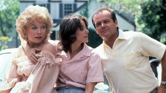 """""""Terms of Endearment"""": Shirley MacLaine, Debra Winger and Jack Nicholson star in this emotional drama about a mother and daughter who don't share the healthiest of relationships. (Amazon Prime, Hulu)"""