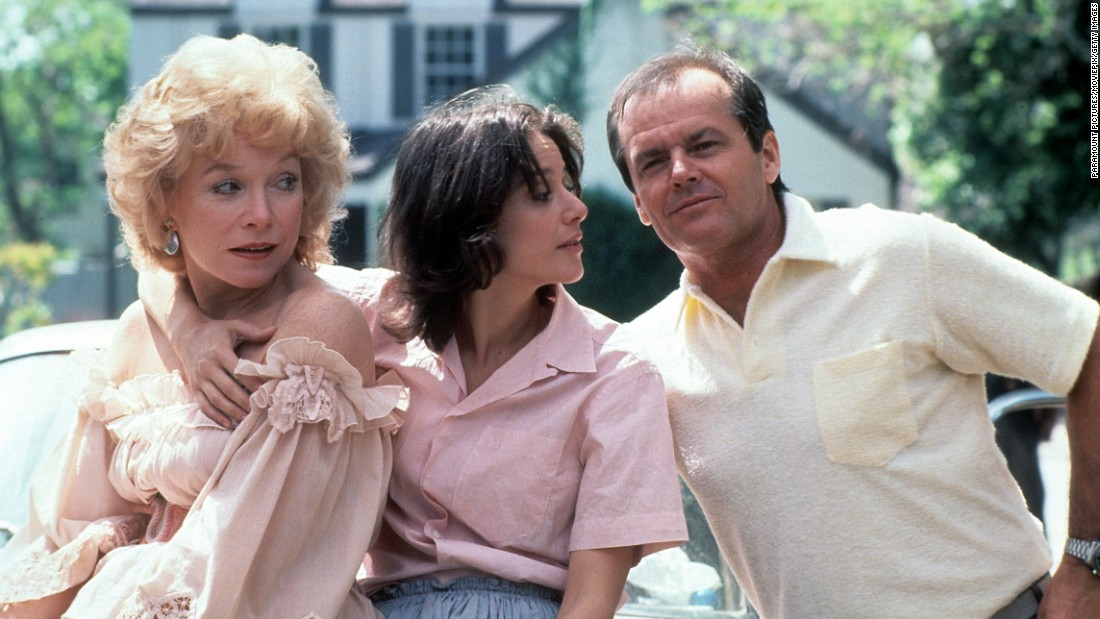 "<strong>""Terms of Endearment"": </strong>Shirley MacLaine, Debra Winger and Jack Nicholson star in this emotional drama about a mother and daughter who don't share the healthiest of relationships. <strong>(Amazon Prime, Hulu) </strong>"