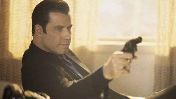 """""""Get Shorty"""": This crime thriller comedy is based on the Elmore Leonard novel of the same name and stars John Travolta. (Amazon Prime, Hulu)"""