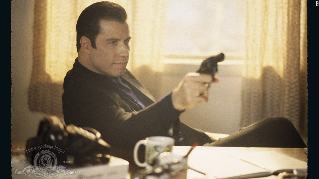 "<strong>""Get Shorty"": </strong>This crime thriller comedy is based on the Elmore Leonard novel of the same name and stars John Travolta. <strong>(Amazon Prime, Hulu) </strong>"